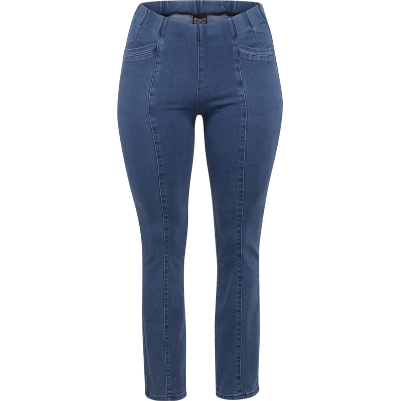 Pont Neuf Pont Neuf - Lis Bukser 590 Light Denim Blue