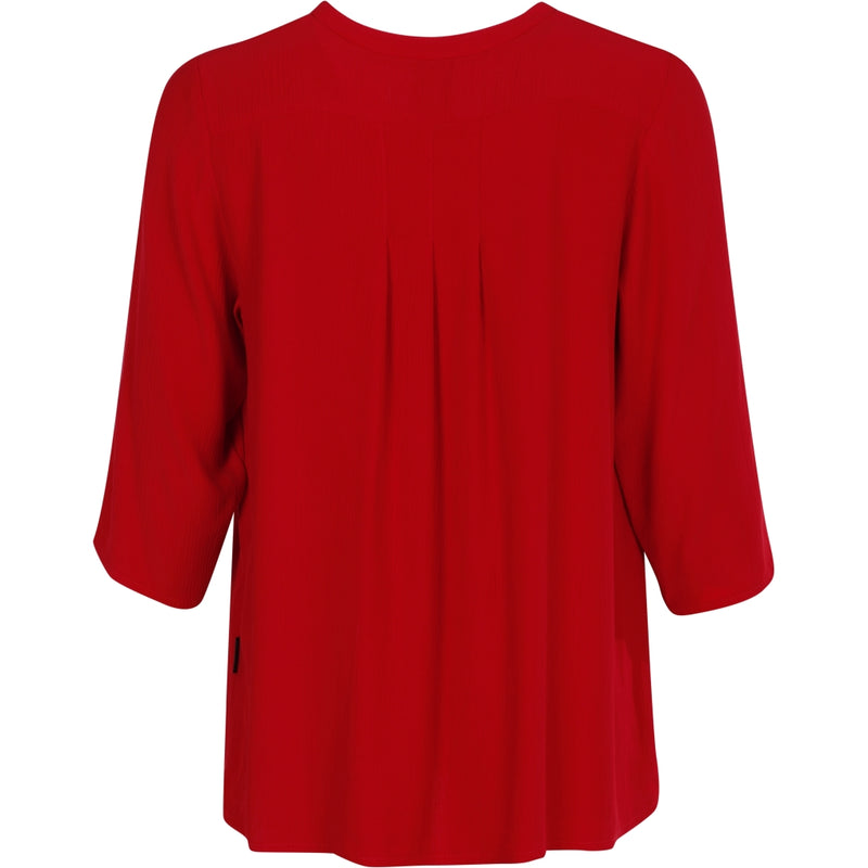Pont Neuf Turid Bluser 354 Warm Red