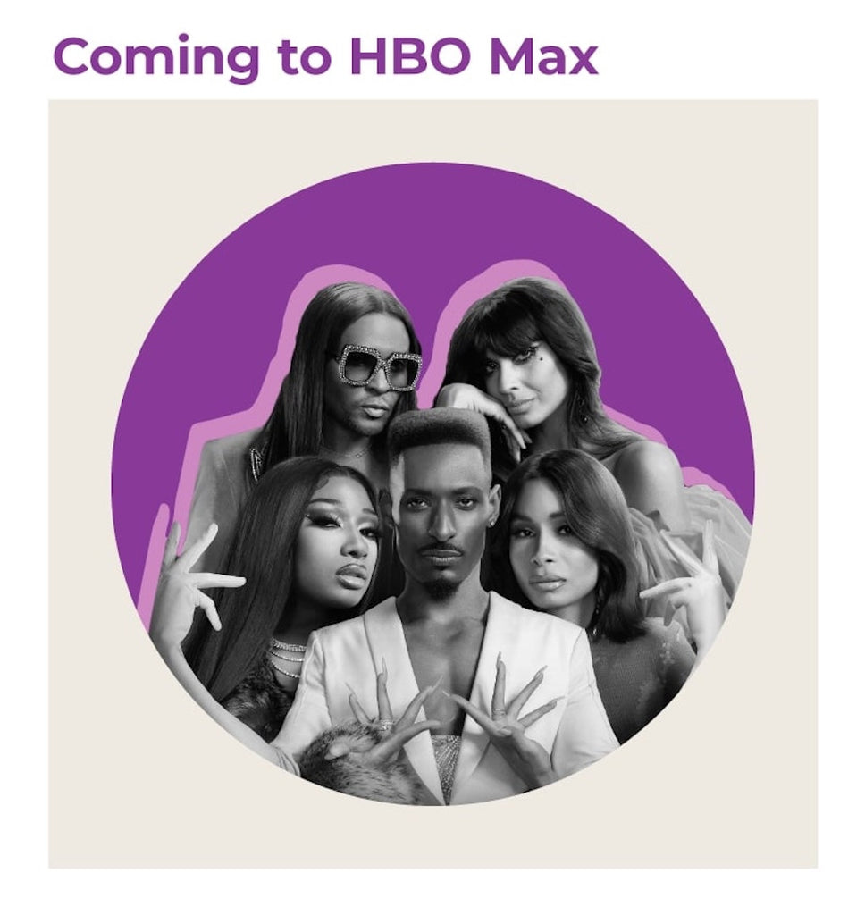 Coming to HBO Max