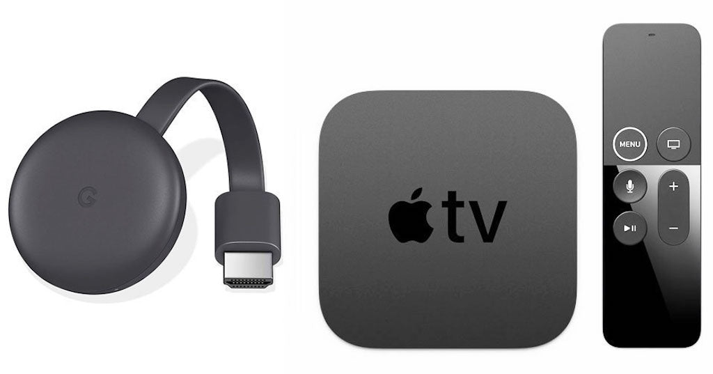 Use Cast or AirPlay to Send Music From Smartphone to TV