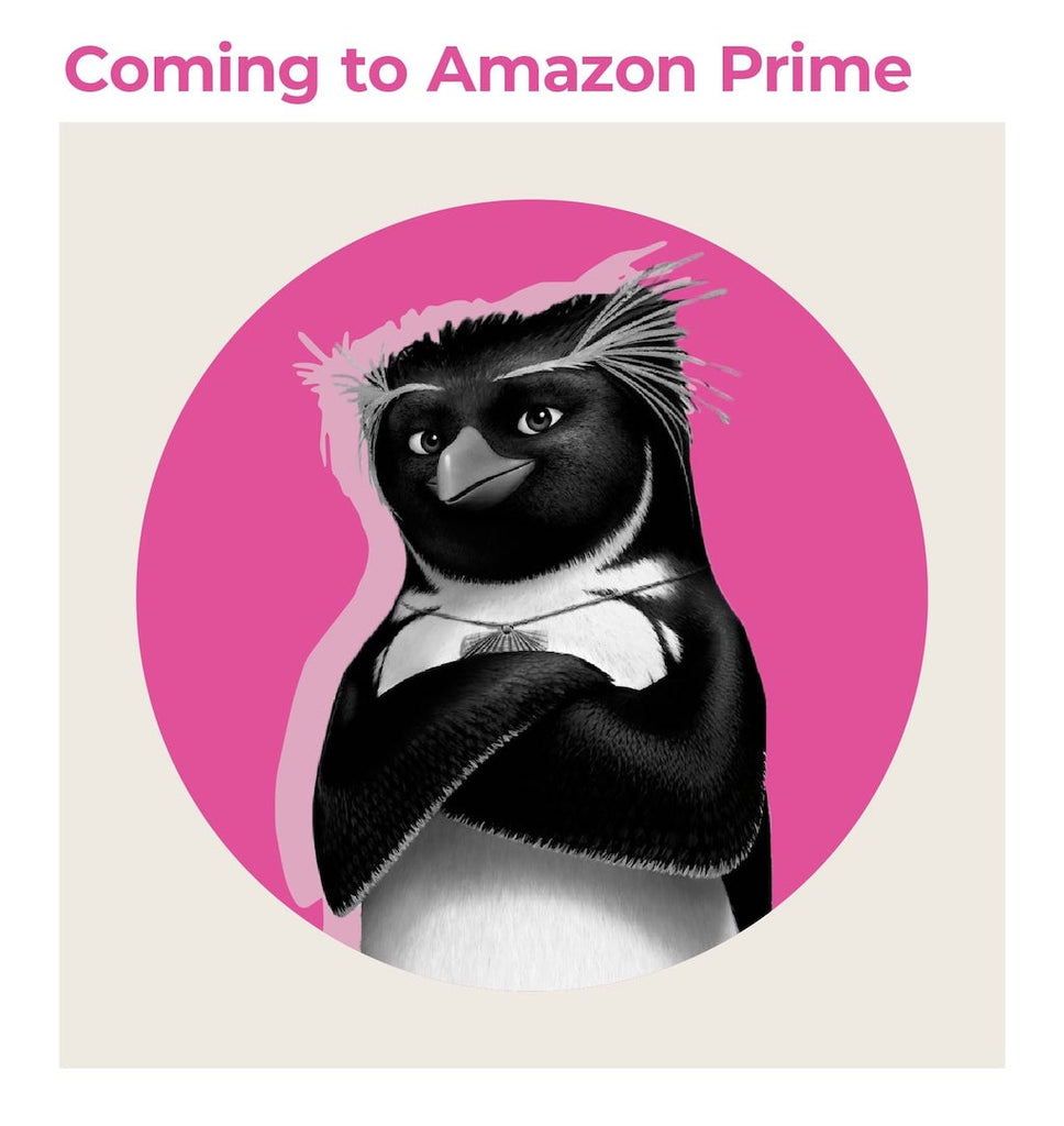 Coming to Amazon Prime - July