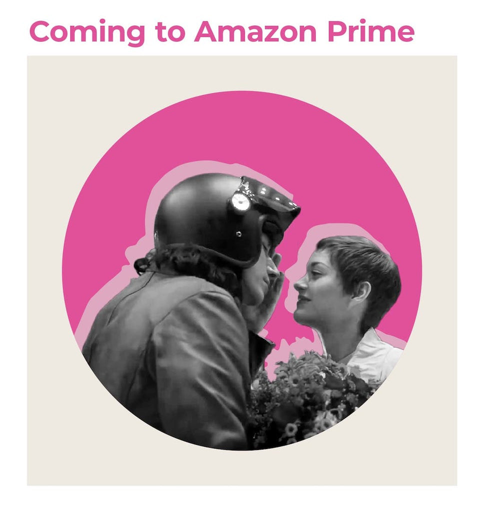 Coming to Amazon Prime - August 2021