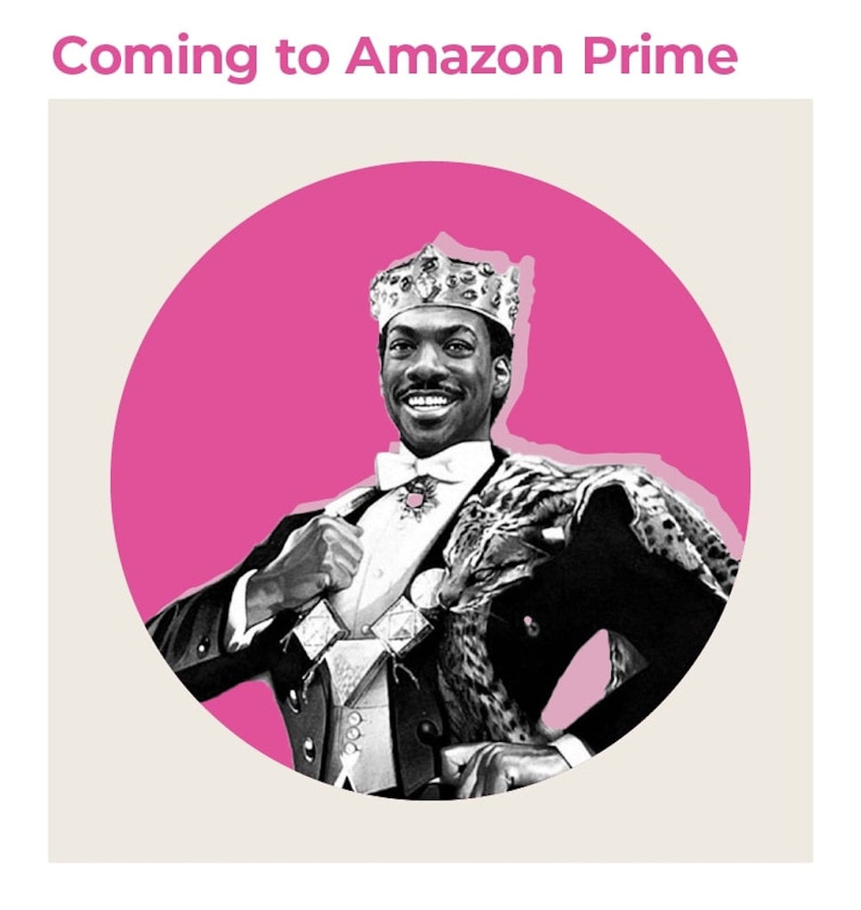 Coming to Amazon