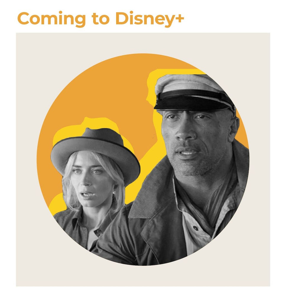 Coming to Disney + - July