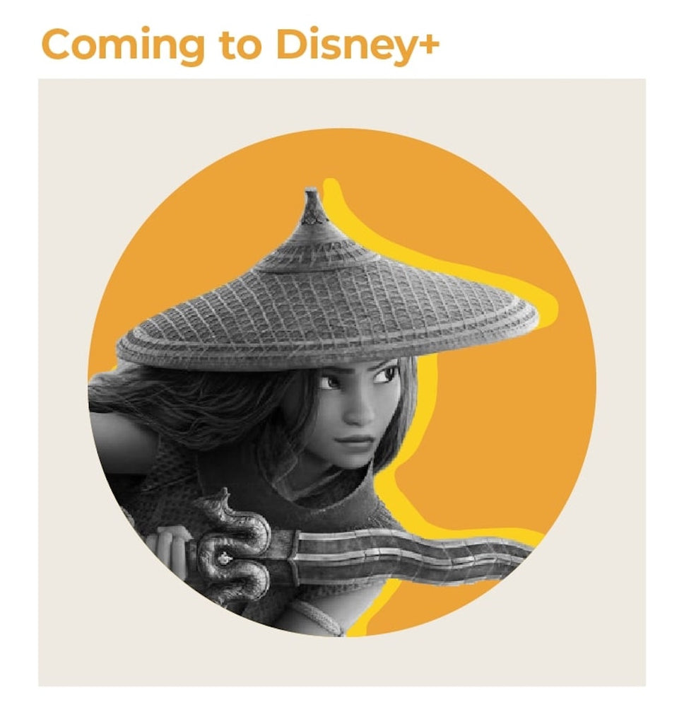 Coming to Disney +