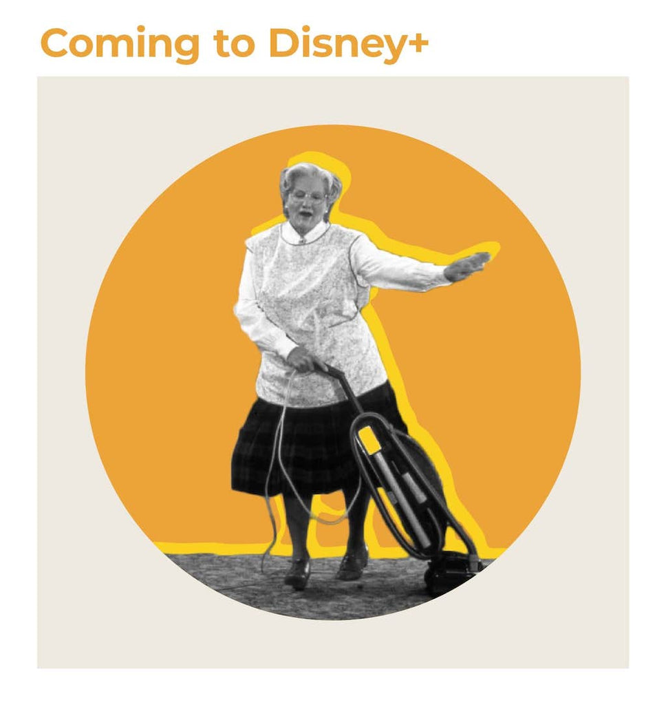 Coming to Disney Plus - August 2021