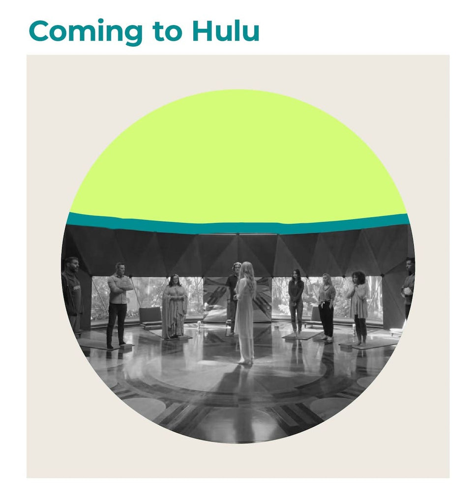 Coming to Hulu - August 2021