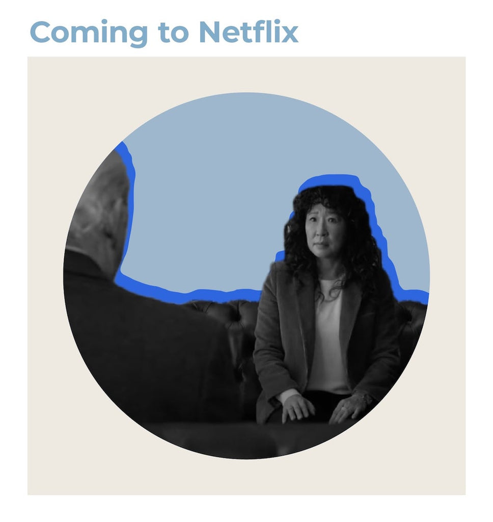 Coming to Netflix - August 2021