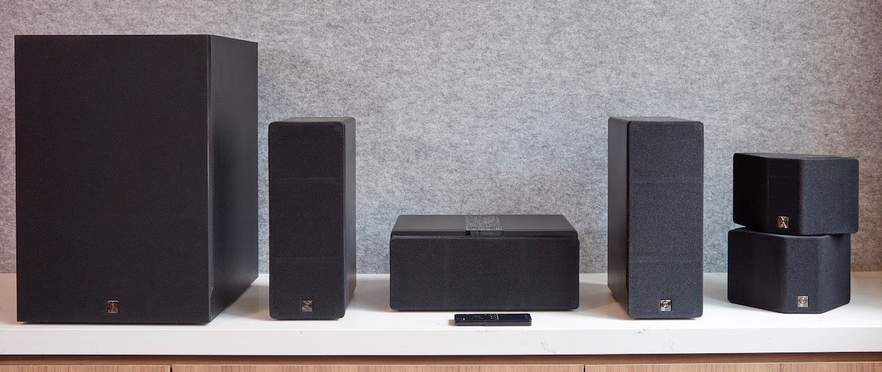 enclave audio introducing the wire free cinehome hd 5 1 system