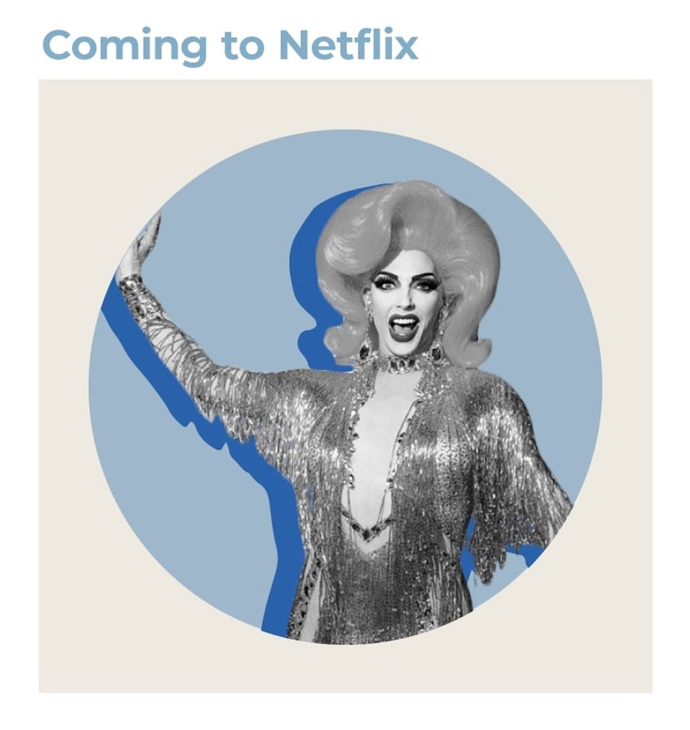 Coming to Netflix