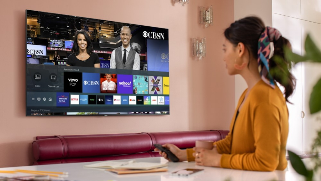 Smart TV App Features