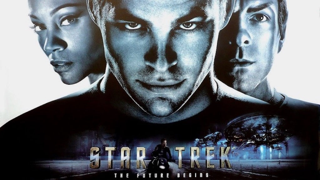 Star Trek - The Future Begins