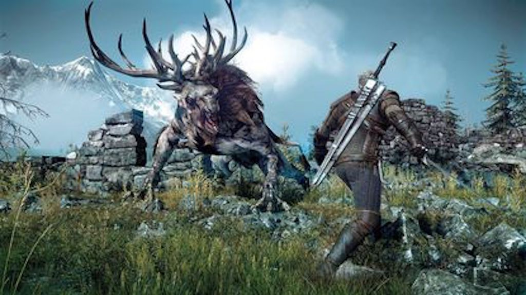 The Witcher 3: The Wild Hunt (2015)