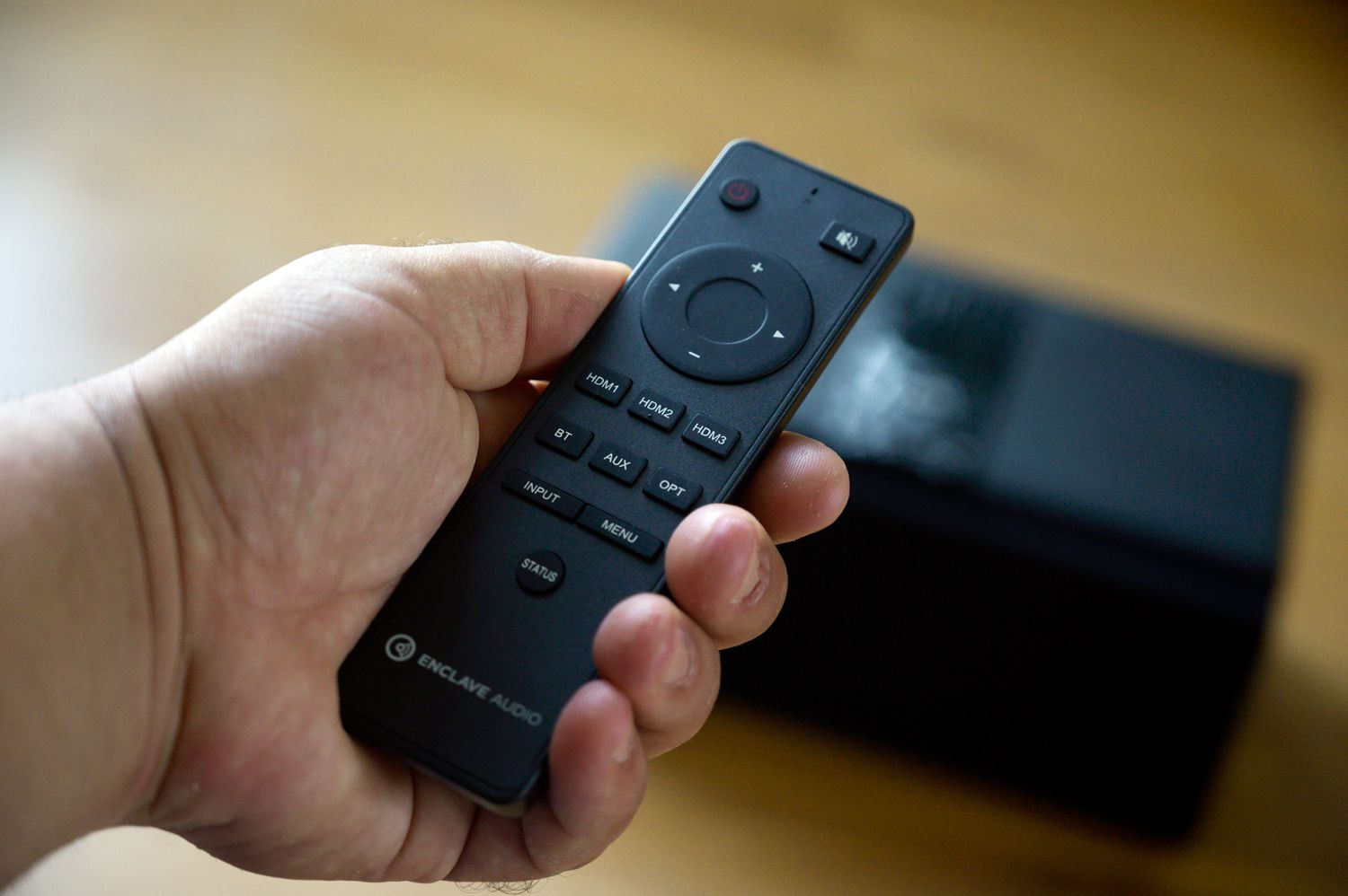 Enclave Audio Remote Control
