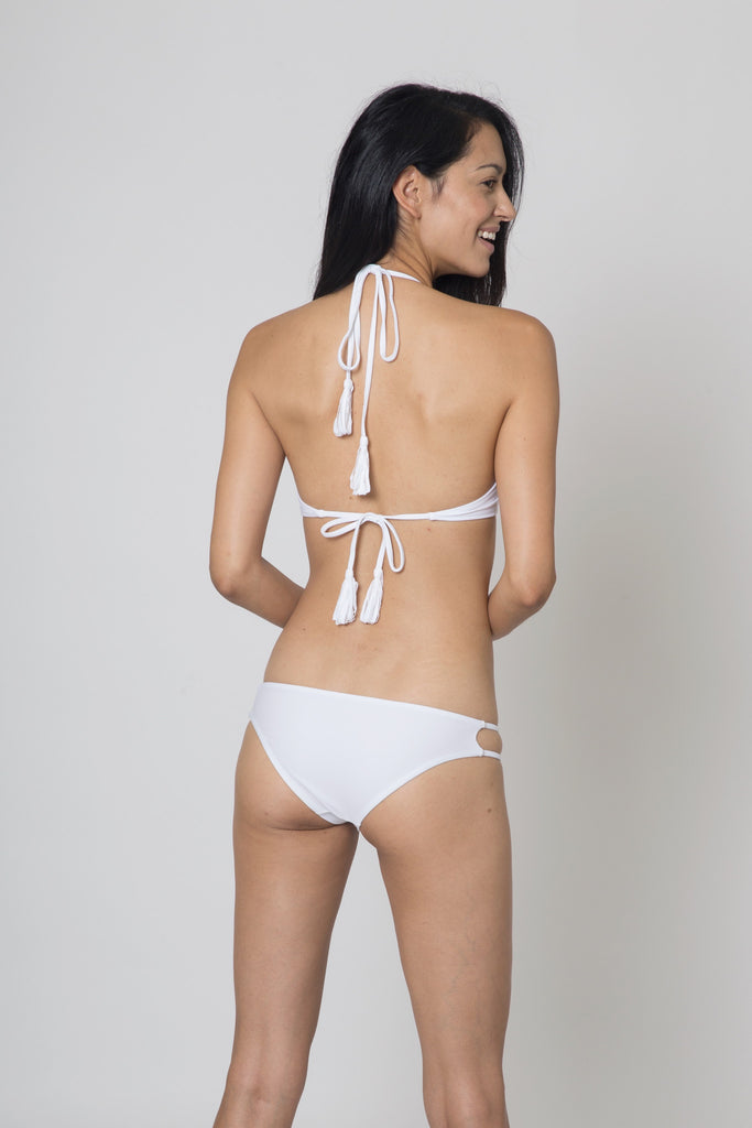 Victoria Bottom // White