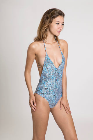 Alexandra One-piece // Mosaïc