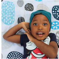 SLEEK BEANIE - KIDDIES - Lavish Atelier