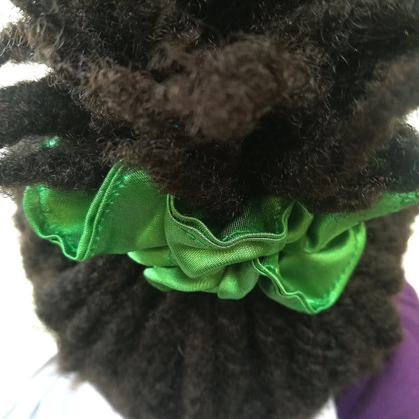 SATIN SCRUNCHIES 2s - Lavish Atelier