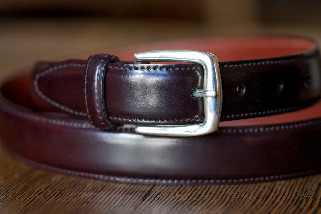 30mm Cordovan Belt