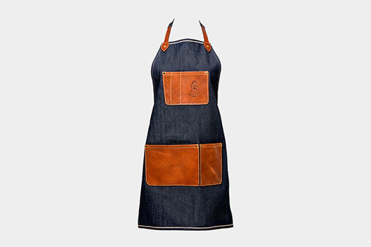 Sandast Selvage Denim Apron