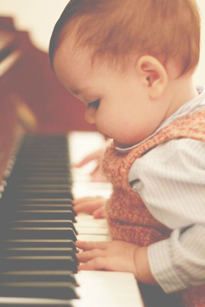 Why music is good for your baby