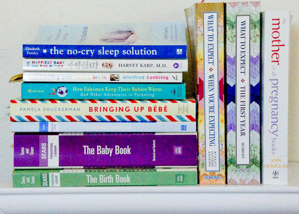 The best books for pregnancy