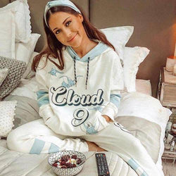 Louise Thompson wears Disney Dumbo Tracksuit-Spoiled Brat