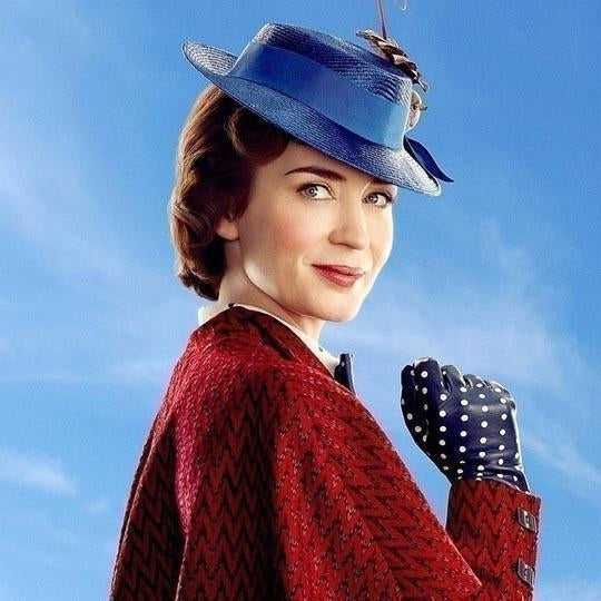 Mary Poppins Returns ......-Spoiled Brat