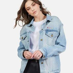 shop womens denim jackets online