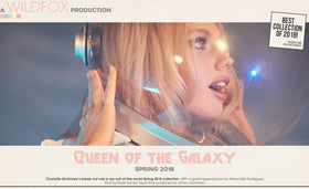 Wildfox Queen of The Galaxy
