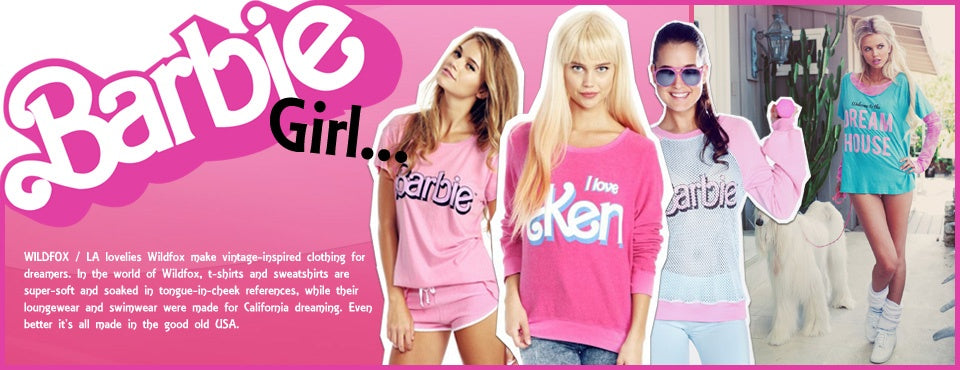 Barbie Girl Tops