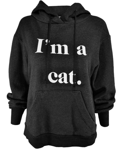 Wildfox Halloween Guess What I am Hoodie