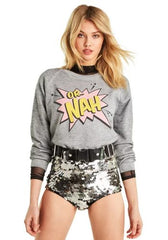 Wildfox Or Nah! Sweatshirt £110.00 GBP