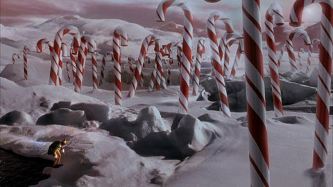 Candy Cane Forrest