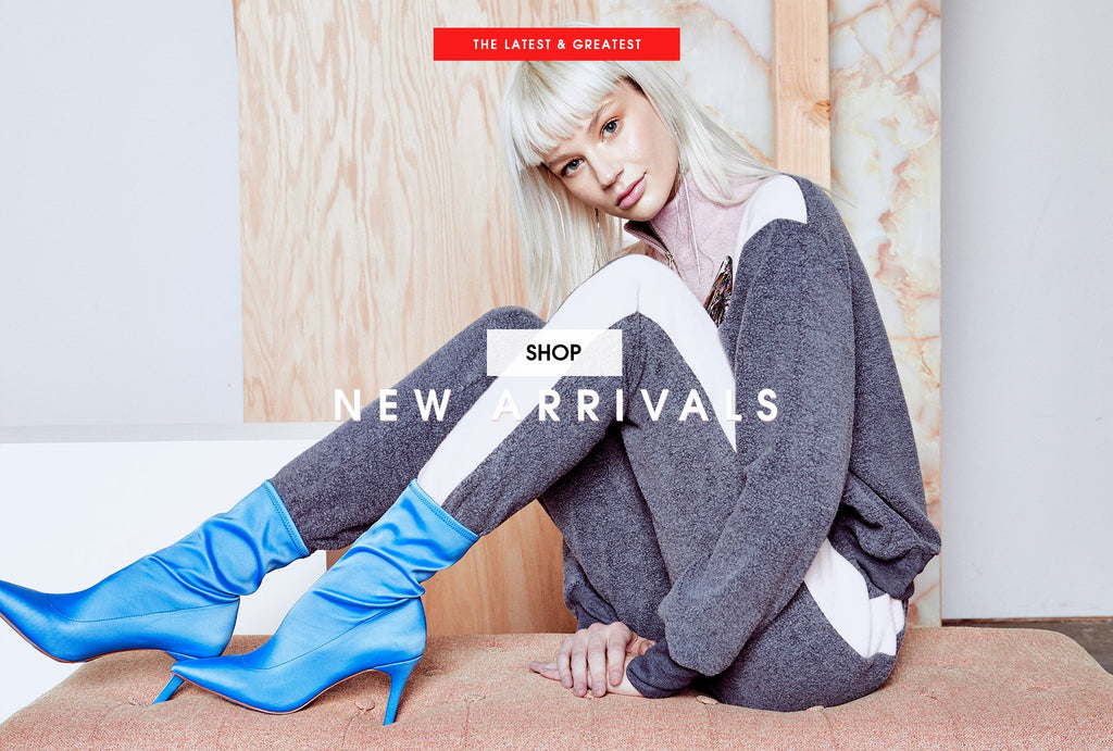 shop new season fashion arrivals online