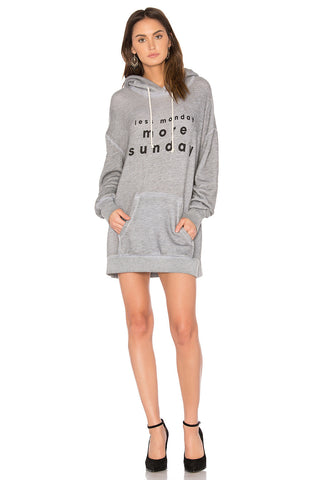 WILDFOX 3 DAY WEEKEND HOODED SWEATSHIRT