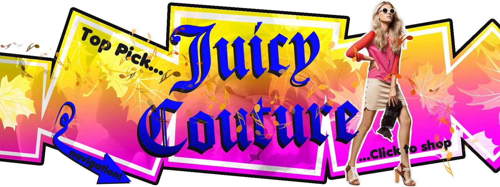 Shop New Juicy Couture Bags, Accessories and Jewellery Online