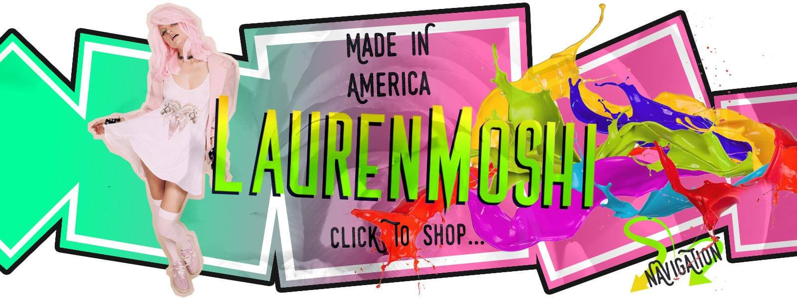 Shop Lauren Moshi Clothing Online Now