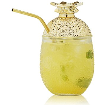 Verre à cocktail Ananas (Ensemble de 2)
