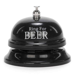 Cloche de table '' Ring for BEER''