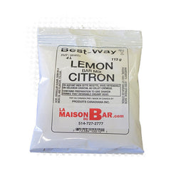 Bar Mix Citron 113g