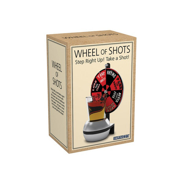 Jeu Wheel of Shots