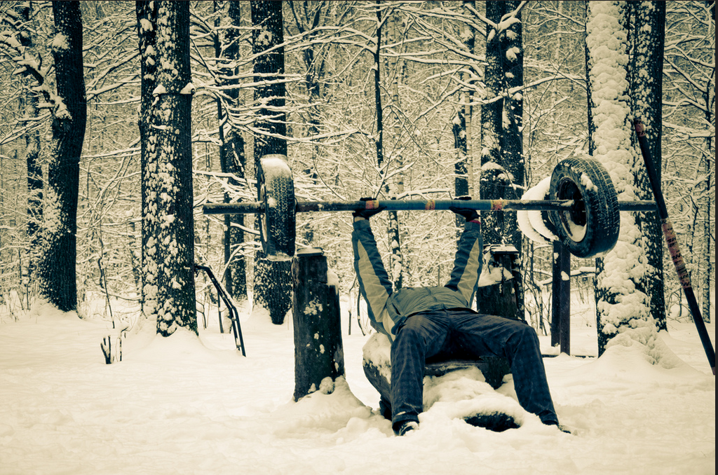 How To Get To The Gym And Stay There This Winter