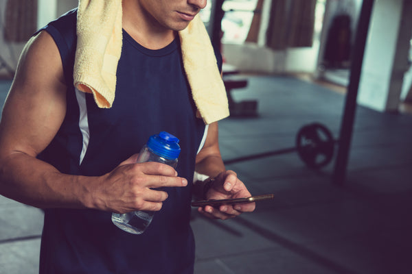 Is Your Smartphone Hurting Your Workout?