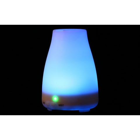 Appliances - Ultrasonic Humidifier LED Light 7 Color Change Dry Protect Ultrasonic Essential Oil Aroma Diffuser Air Humidifier Mist Maker
