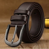 Sunday Gold - Casual Leather Belt