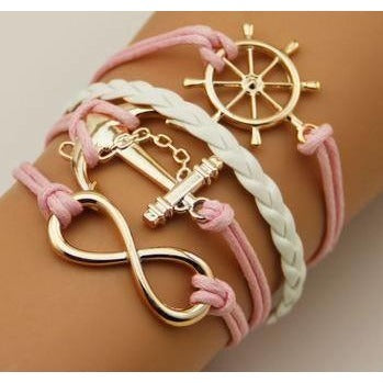 Bracelets - Forever Nautical Fashion Multilayer Bracelet
