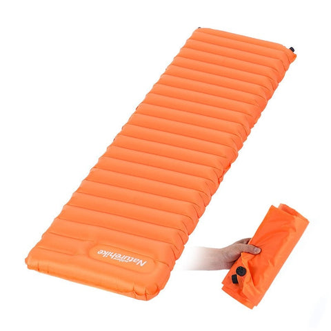 Camping - Naturehike Inflatable Camping Mat Outdoor Air Mattress Tent Groundsheet NH15T051-P