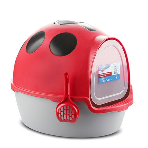 Cats - Large Beatle Litter Box