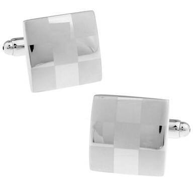 Cufflinks - Tic Tac Toe Cufflinks